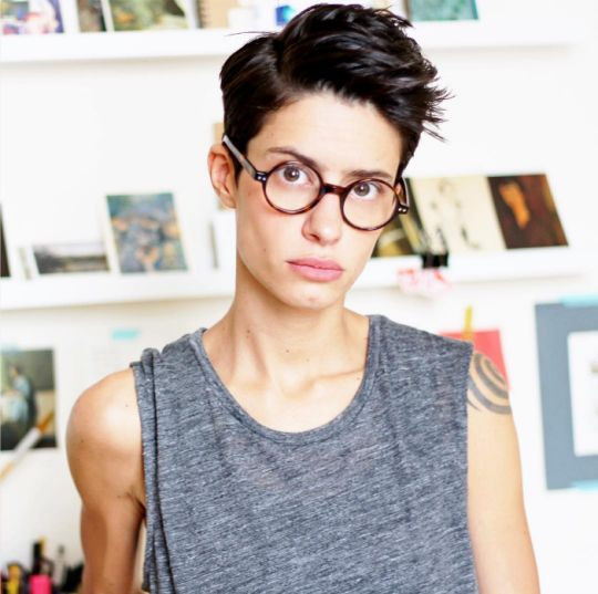 Best ideas about Short Lesbian Haircuts . Save or Pin 35 Androgynous Gay and Lesbian Haircuts with Modern Edge Now.