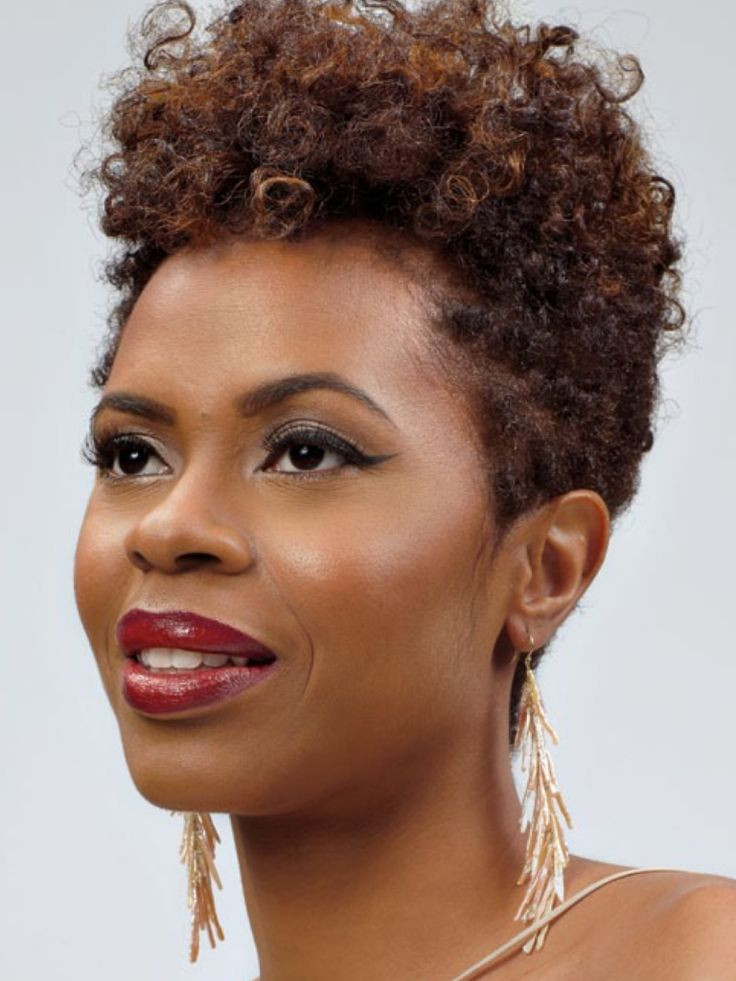 Best ideas about Short Natural Hair Hairstyles . Save or Pin 1013 best images about TAPERED NATURAL HAIR STYLES on Now.