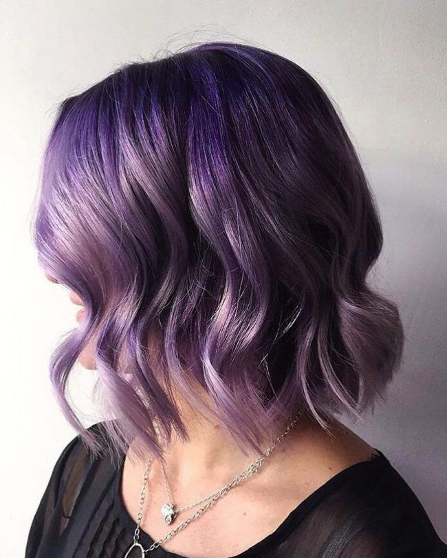 Best ideas about Short Purple Hairstyles . Save or Pin 1000 ideas about Short Purple Hair on Pinterest Now.