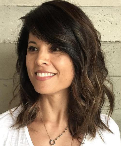 Best ideas about Shoulder Length Haircuts For Girls . Save or Pin 60 Fun and Flattering Medium Hairstyles for Women of All Ages Now.