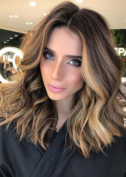 Best ideas about Shoulder Length Haircuts For Girls . Save or Pin 51 Medium Hairstyles & Shoulder Length Haircuts for Women Now.