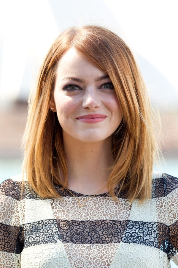 Best ideas about Shoulder Length Haircuts For Girls . Save or Pin 40 New Shoulder Length Hairstyles for Teen Girls Now.