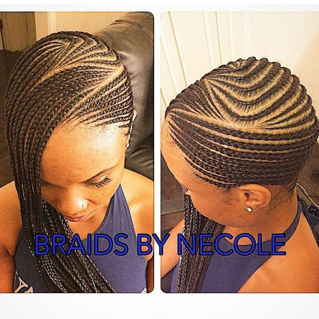Best ideas about Side Braid Hairstyles For Black Hair . Save or Pin 75 Super Hot Black Braided Hairstyles To Wear Now.