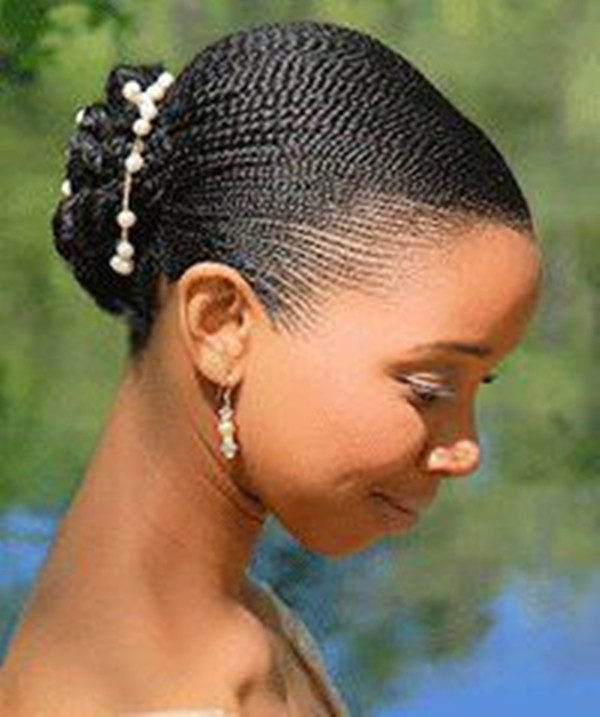 Best ideas about Side Braid Hairstyles For Black Hair . Save or Pin 66 of the Best Looking Black Braided Hairstyles for 2019 Now.