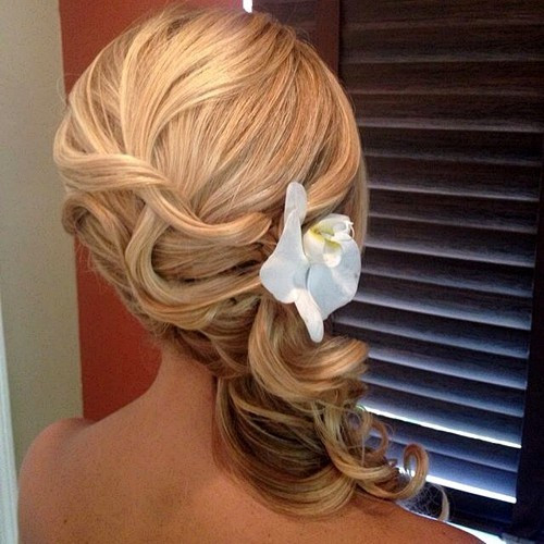 Best ideas about Side Prom Hairstyles . Save or Pin 45 Side Hairstyles for Prom to Please Any Taste Now.