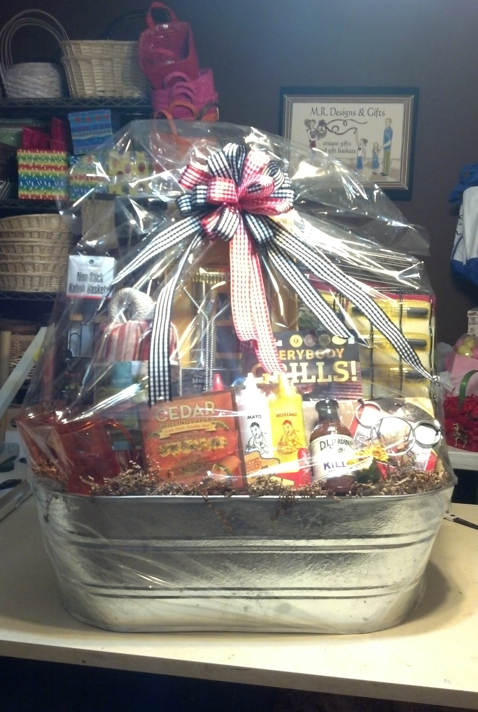 Best ideas about Silent Auction Gift Basket Ideas . Save or Pin Special Event and Silent Auction Gift Basket Ideas by M R Now.