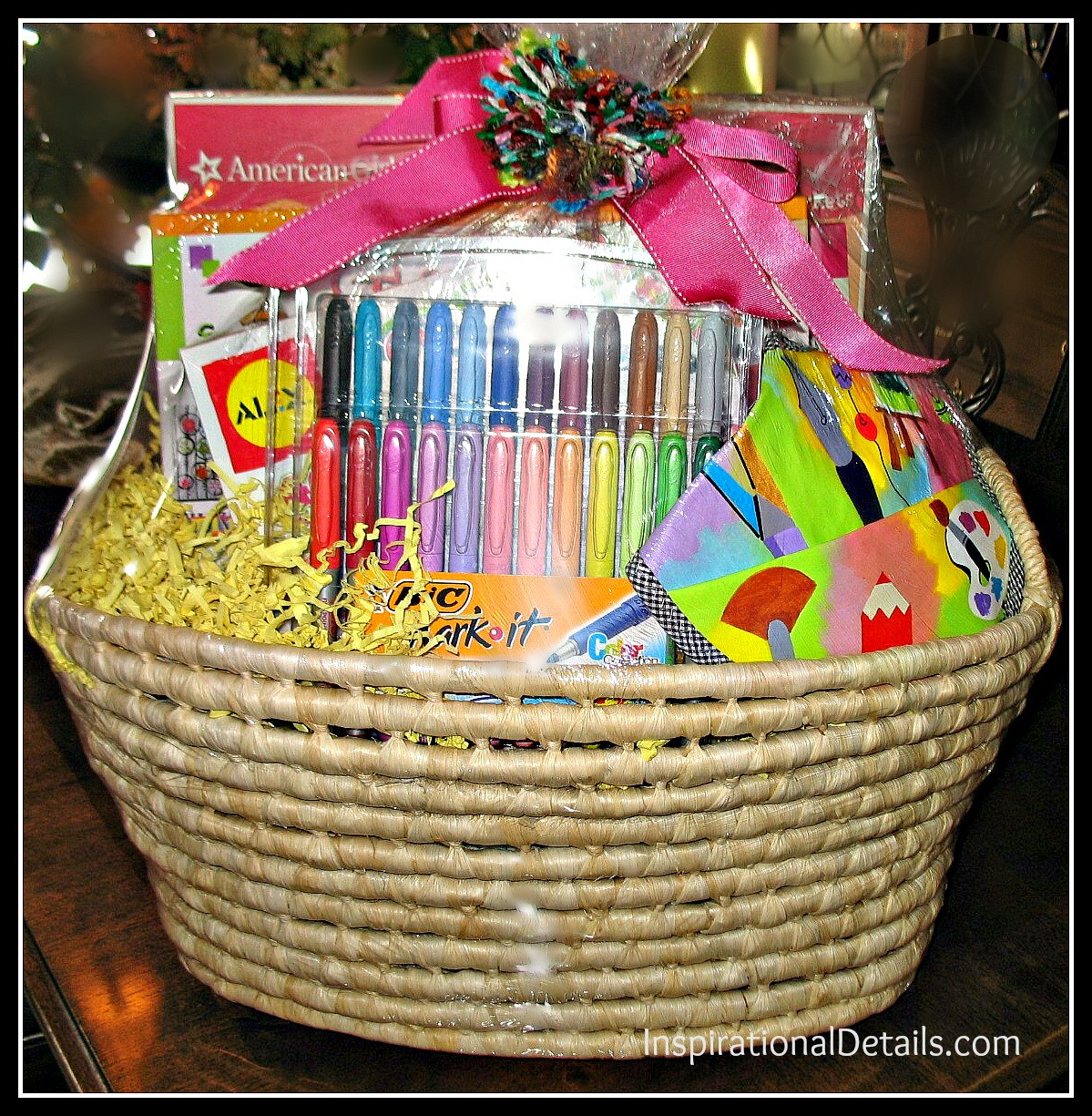 Best ideas about Silent Auction Gift Basket Ideas . Save or Pin Auction and Basket Item Ideas – Kids' Always a Hit Now.