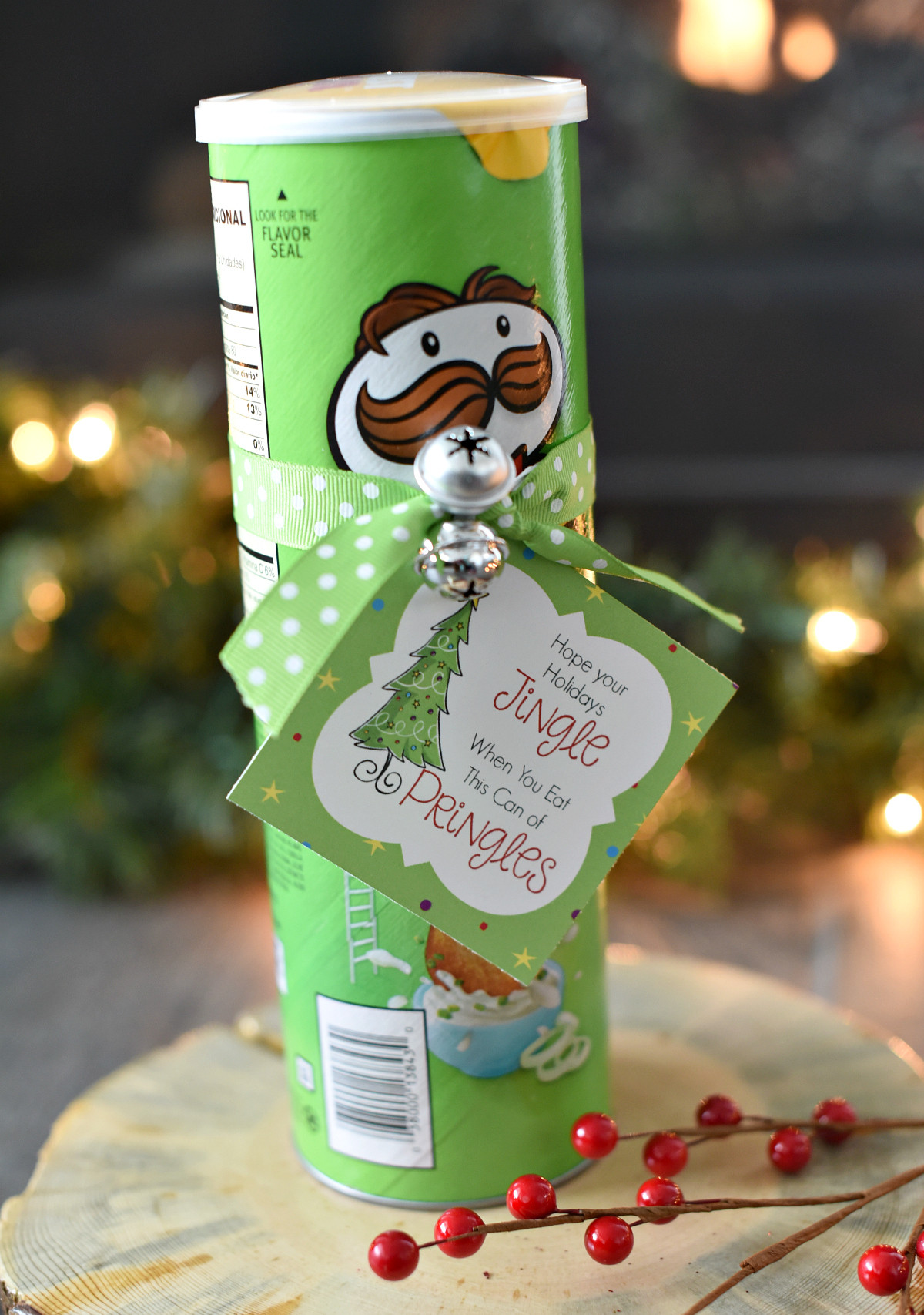 Best ideas about Silly Gift Ideas . Save or Pin Funny Christmas Gift Idea with Pringles – Fun Squared Now.