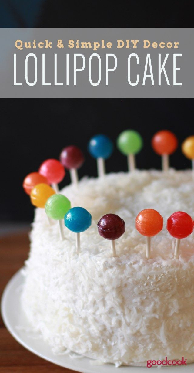 The Best Ideas for Simple Birthday Cake Idea - Best