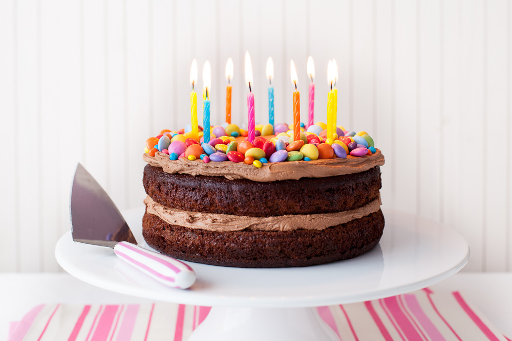 Best ideas about Simple Birthday Cake Recipes . Save or Pin Easy Birthday Cake ILoveCooking Now.