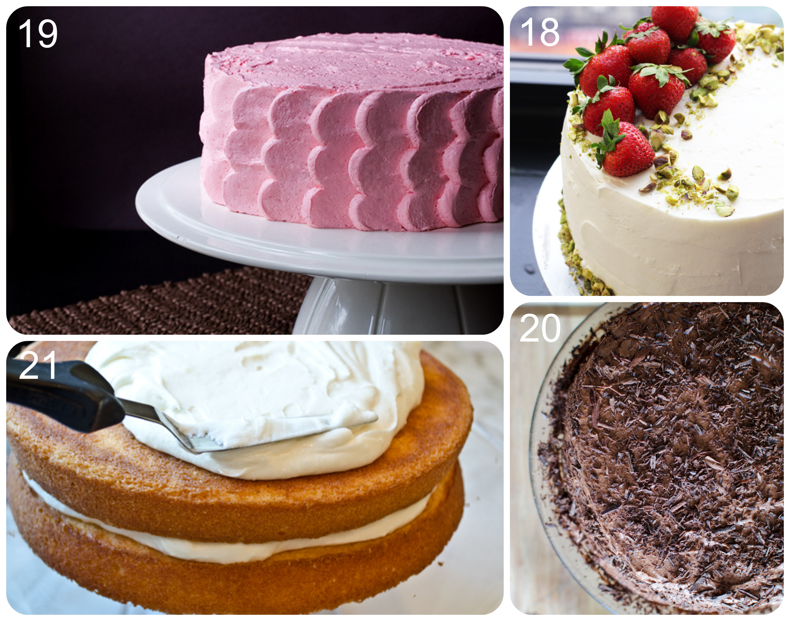 Best ideas about Simple Birthday Cake Recipes . Save or Pin The Best Birthday Cake Recipes 52 Kitchen Adventures Now.
