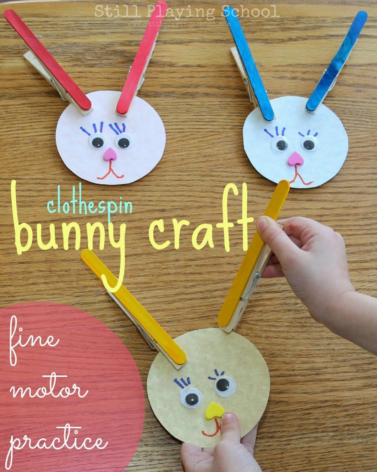 Best ideas about Simple Craft Ideas . Save or Pin 11 Easy Craft Ideas For Kids That Are Perfect for Parties Now.