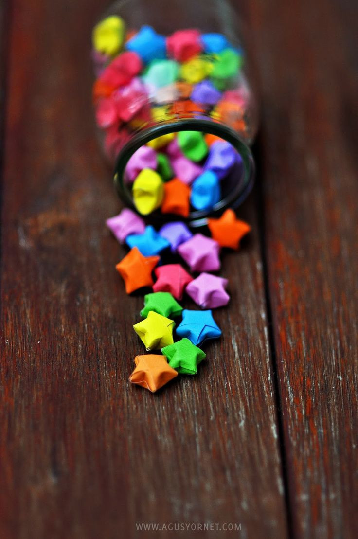 Best ideas about Simple Craft Ideas . Save or Pin Rainbow DIY Paper Project Torn From The Sky DIY Fold Now.