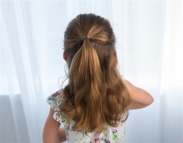 Best ideas about Simple Hairstyle For Kids . Save or Pin Easy hairstyles for girls that you can create in minutes Now.