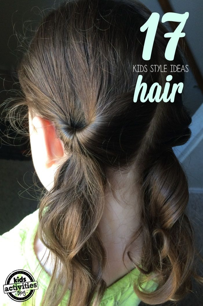 Best ideas about Simple Hairstyle For Kids . Save or Pin 25 best ideas about Pigtail Hairstyles on Pinterest Now.