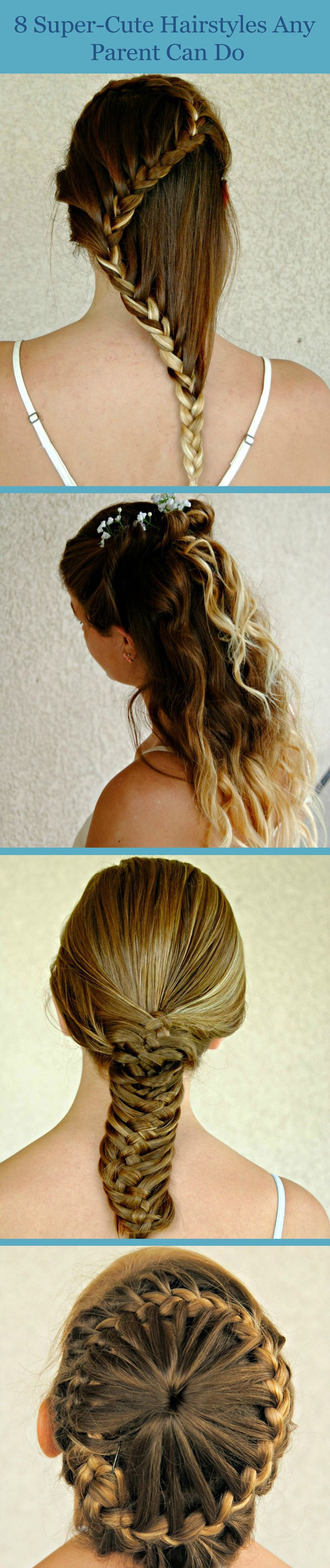 Best ideas about Simple Hairstyle For Kids . Save or Pin New hairstyles Easy kid hairstyles and Hairstyles on Now.