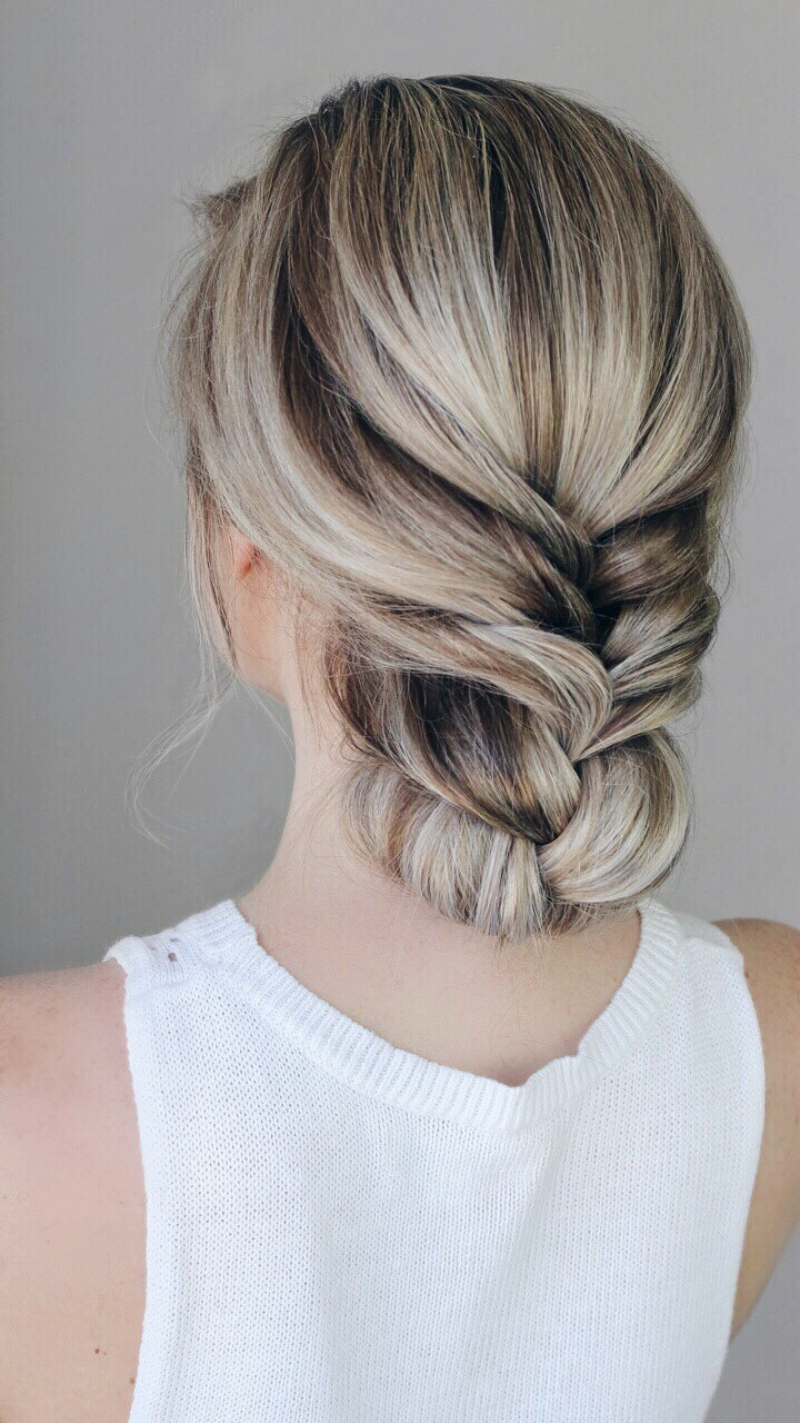 Best ideas about Simple Hairstyles For Prom . Save or Pin easy hairstyles for formal events Hairstyles By Unixcode Now.