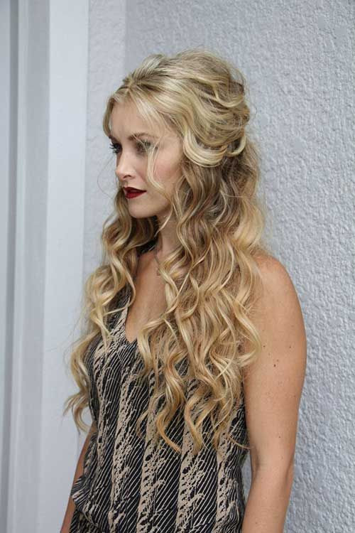 Best ideas about Simple Hairstyles For Prom . Save or Pin Best 20 Simple prom hairstyles ideas on Pinterest Now.