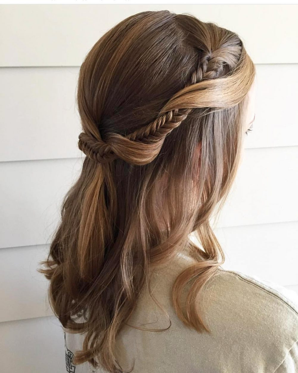 Best ideas about Simple Hairstyles For Prom . Save or Pin 20 Super Easy Updos Anyone Can Do Trending in 2019 Now.