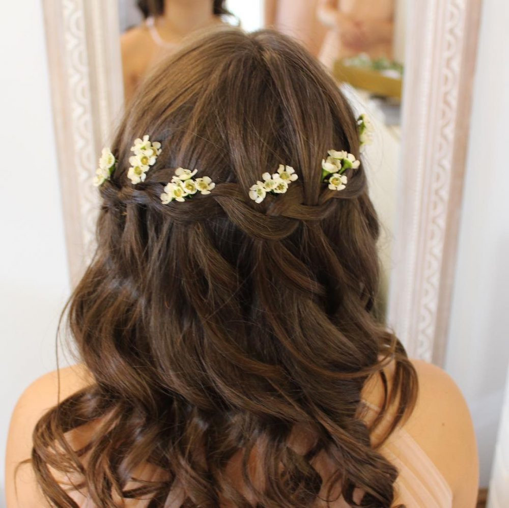 Best ideas about Simple Hairstyles For Prom . Save or Pin Simple Hairstyles for Prom Less Is More Now.