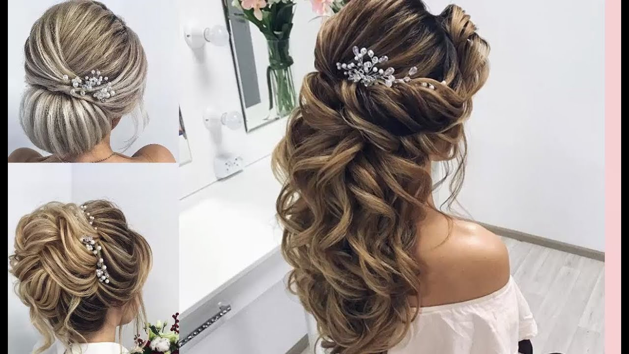Best ideas about Simple Hairstyles For Prom . Save or Pin Beautiful Prom Hairstyles 2018 Quick and Easy Now.