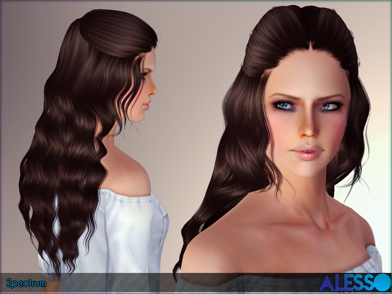 Best ideas about Sims 3 Female Hairstyles . Save or Pin Anto s Alesso Spectrum Hair Now.