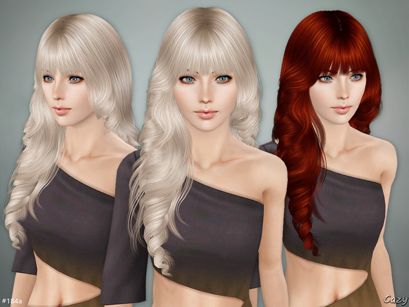 Best ideas about Sims 3 Female Hairstyles . Save or Pin Cazy s Lisa Hairstyle A Sims 3 Now.