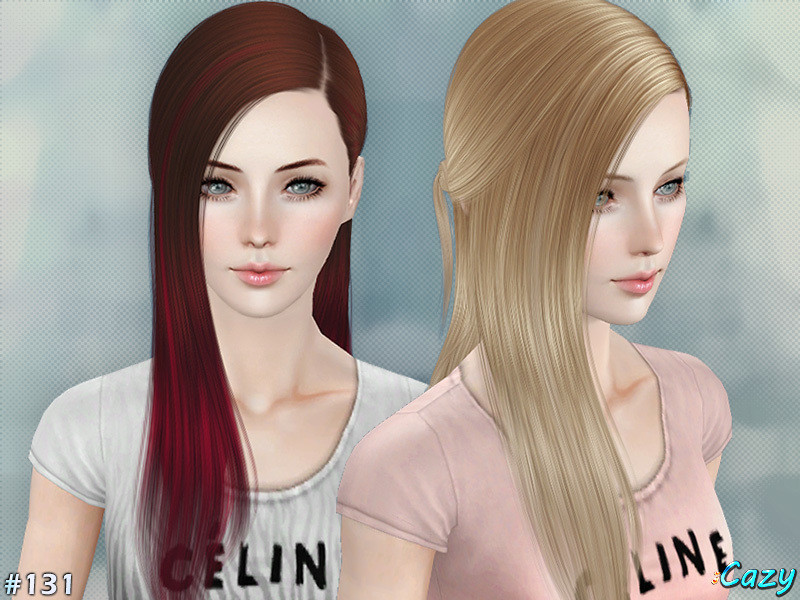 Best ideas about Sims 3 Female Hairstyles . Save or Pin Cazy s Skyle Hairstyle Adult Now.