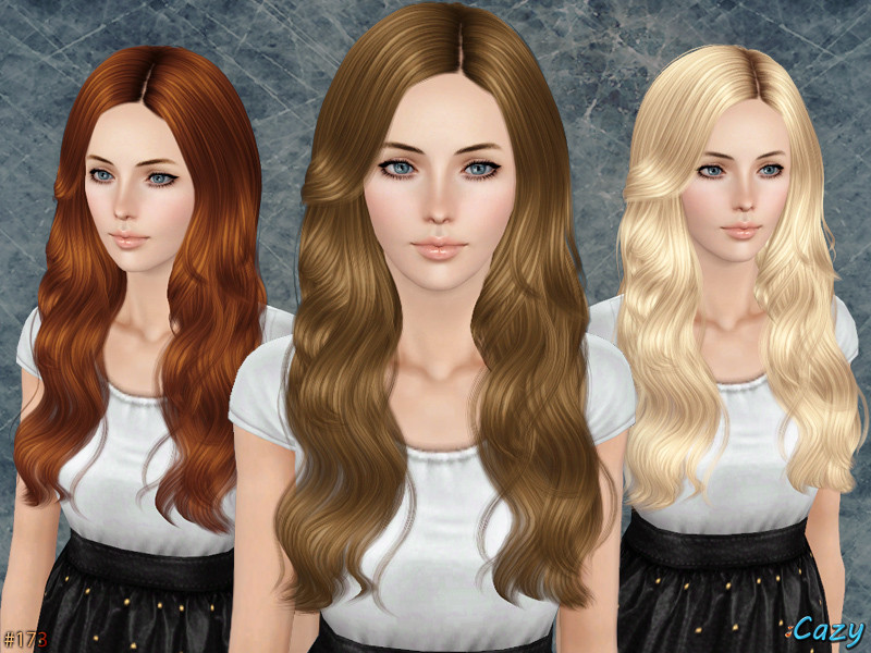Best ideas about Sims 3 Female Hairstyles . Save or Pin Cazy s Raindrops Female Hairstyle Set Now.