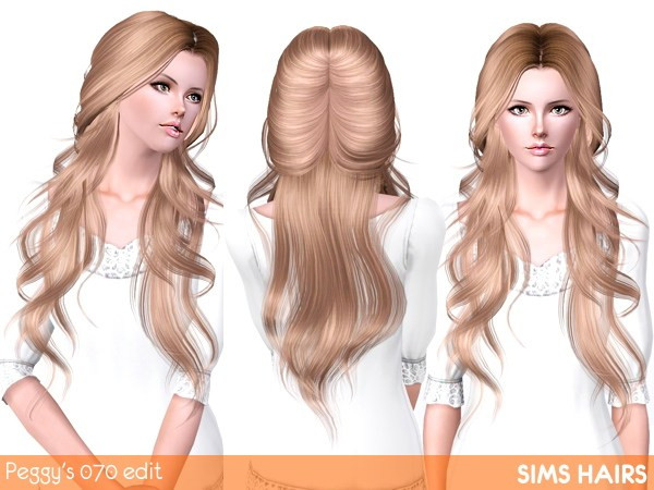 Best ideas about Sims 3 Female Hairstyles . Save or Pin Top 10 Free Hair Mods for Sims 3 female – Sims 3 Mod Now.