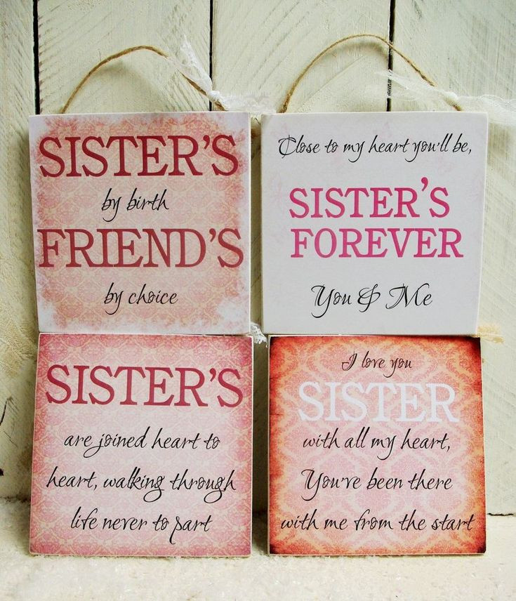 Best ideas about Sister Birthday Gift Ideas . Save or Pin 1000 ideas about Sister Birthday Gifts on Pinterest Now.