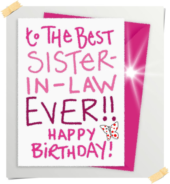Best ideas about Sister In Law Birthday Quotes . Save or Pin Funny Happy Birthday Quotes For My Sister In Law Now.