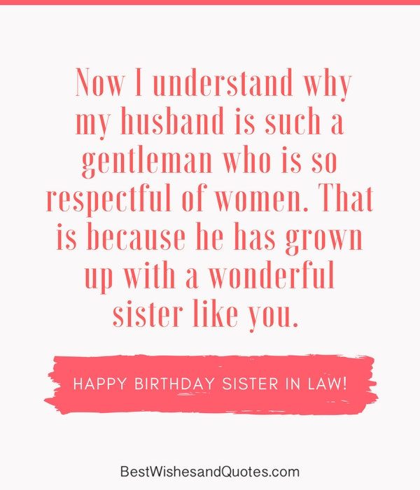 Best ideas about Sister In Law Birthday Quotes . Save or Pin Happy Birthday Sister in Law 30 Unique and Special Now.