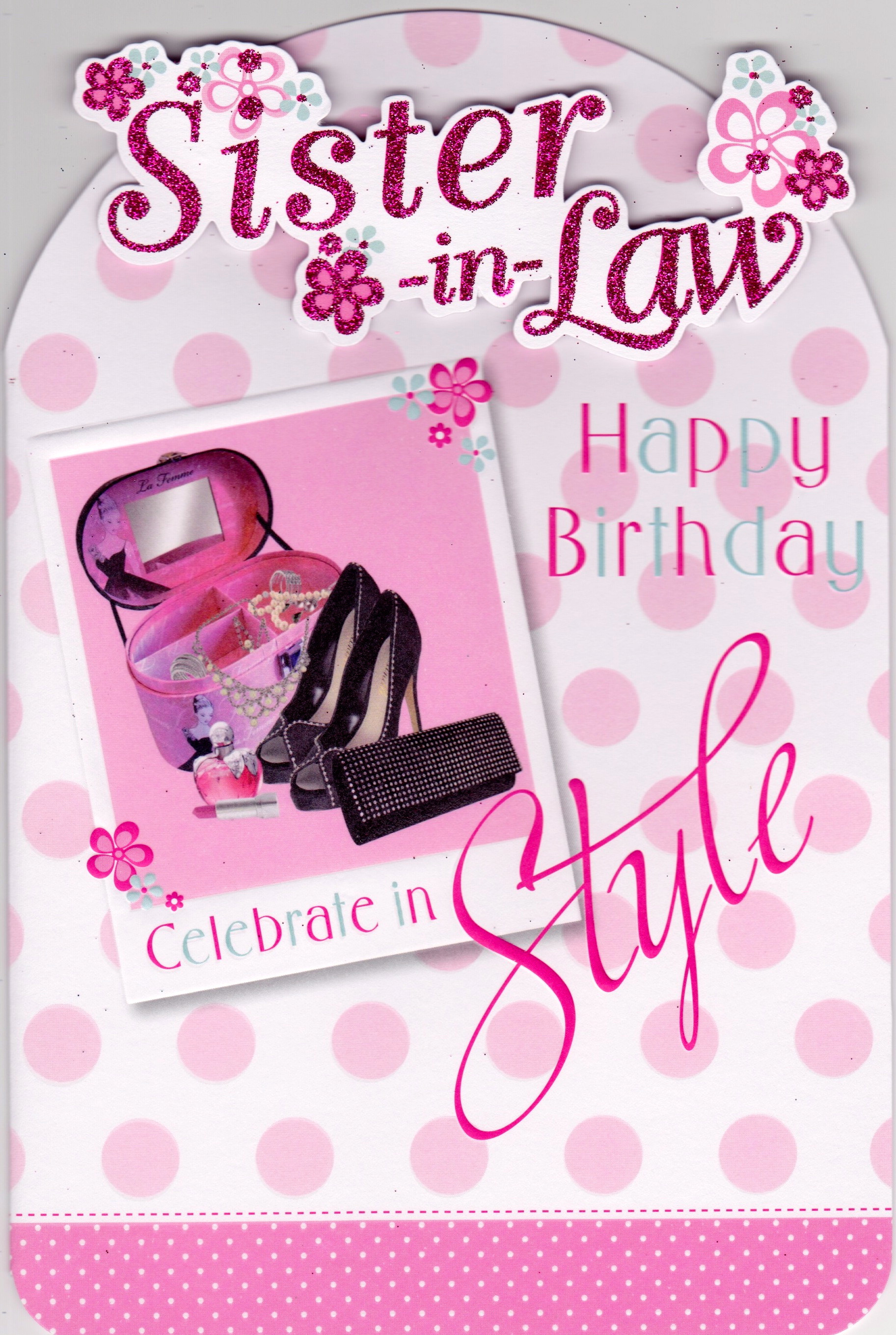 Best ideas about Sister In Law Birthday Wish . Save or Pin Happy Birthday Sister In Law Quotes QuotesGram Now.