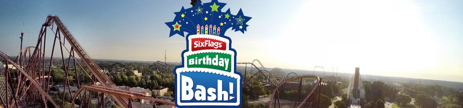 Best ideas about Six Flags Birthday Party . Save or Pin Six Flags Birthday Bash Now.