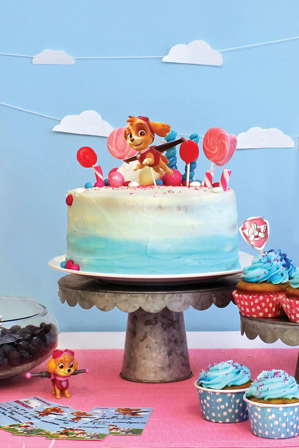 Best ideas about Skye Paw Patrol Birthday Decorations . Save or Pin Throw a Skye Birthday Celebration Now.