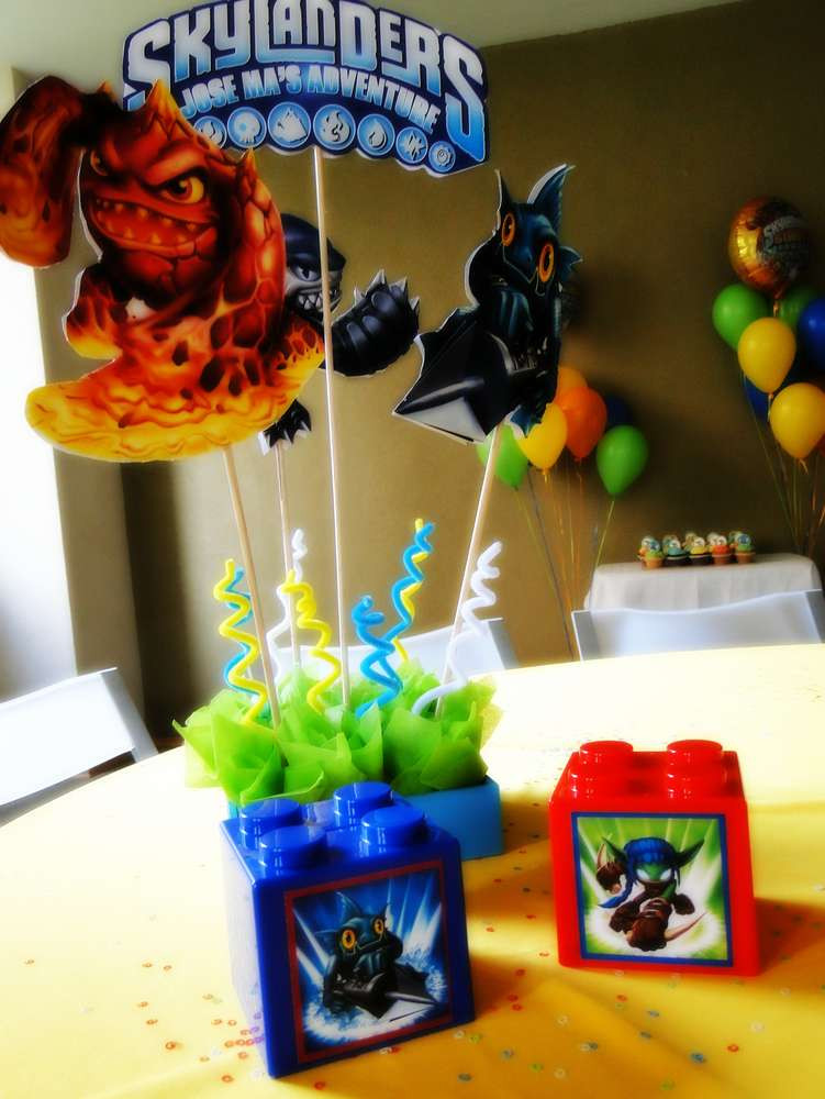 Best ideas about Skylanders Birthday Party . Save or Pin Skylanders Birthday Party Ideas 2 of 23 Now.