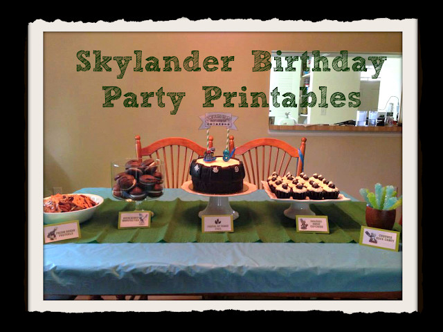 Best ideas about Skylanders Birthday Party . Save or Pin Some of the Best Things in Life are Mistakes Skylander Now.