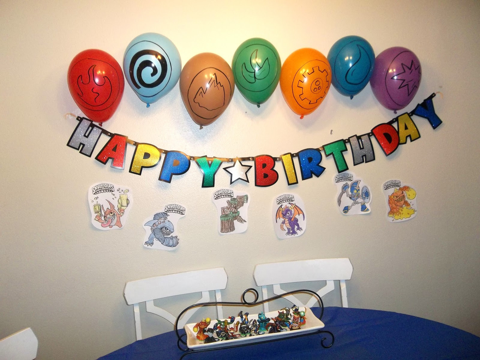 Best ideas about Skylanders Birthday Party . Save or Pin The Brown Eyes Have It Skylanders Birthday Party Now.