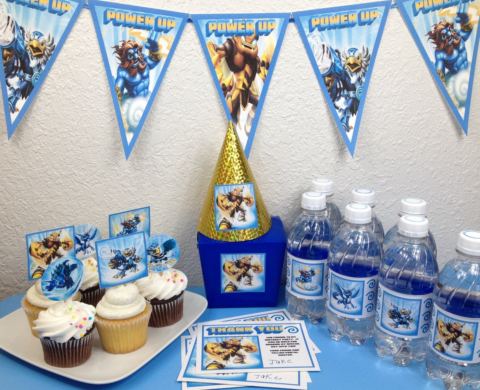 Best ideas about Skylanders Birthday Party . Save or Pin Skylands and Beyond Skylanders Party Pinterest Inspired Now.