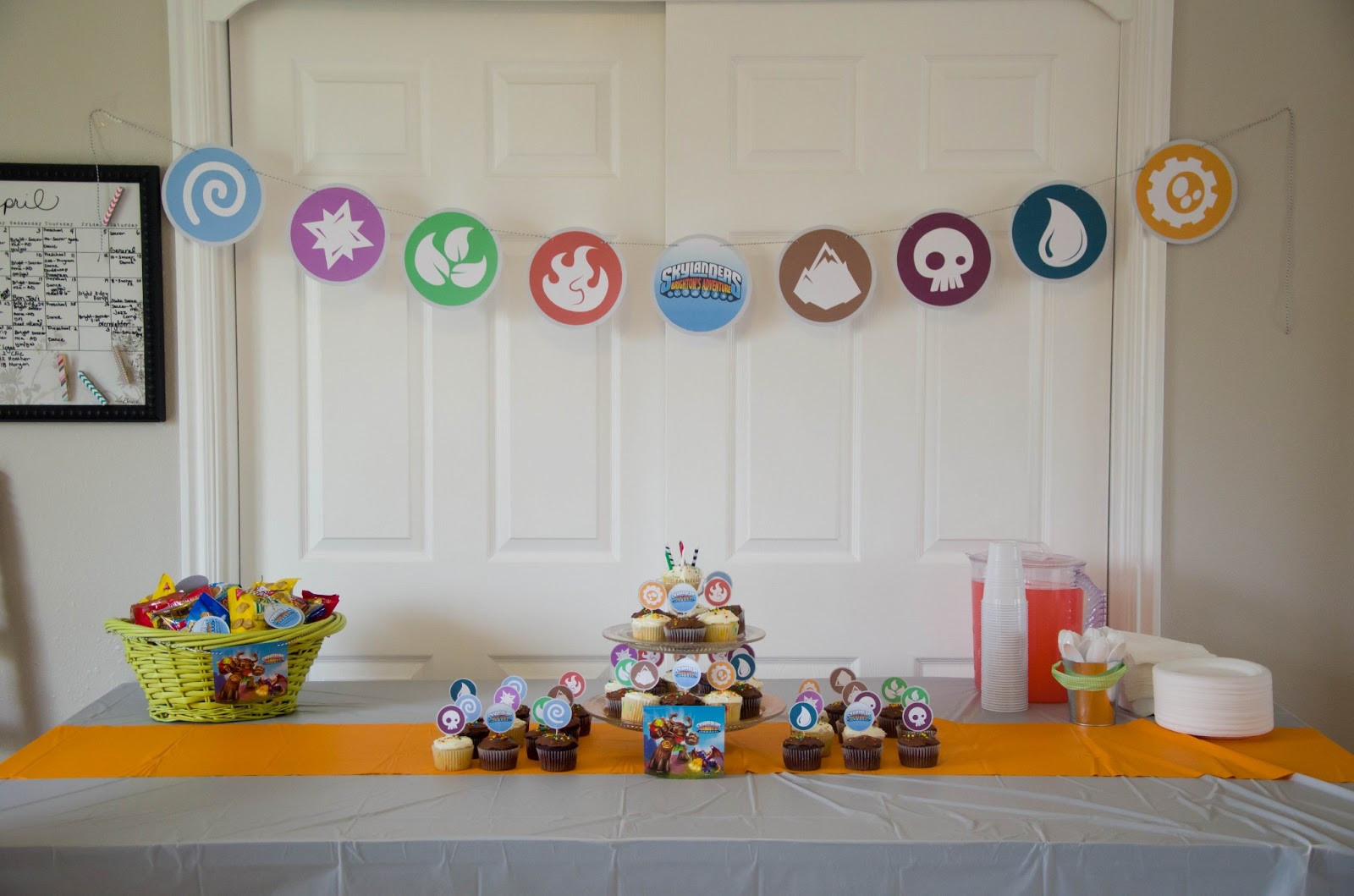 Best ideas about Skylanders Birthday Party . Save or Pin Skylanders Birthday Party Housewives of Riverton Now.