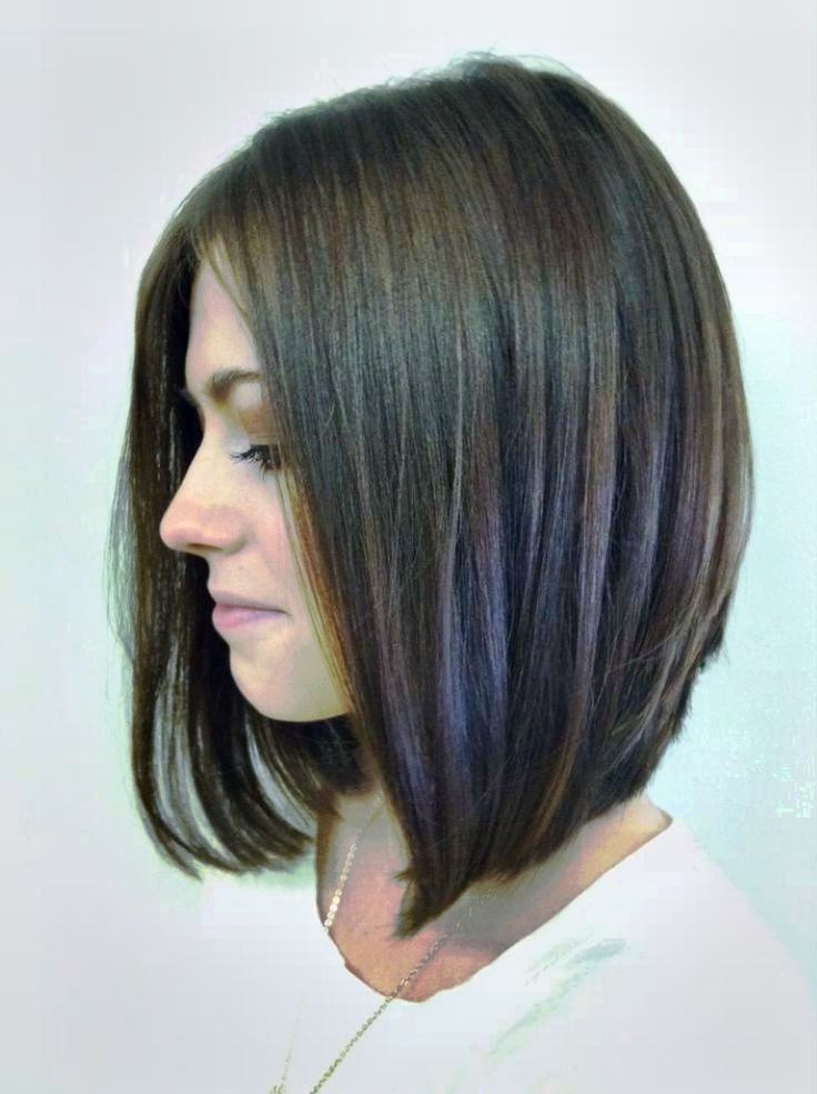 Best ideas about Slanted Bob Hair Cut . Save or Pin angled bob Now.