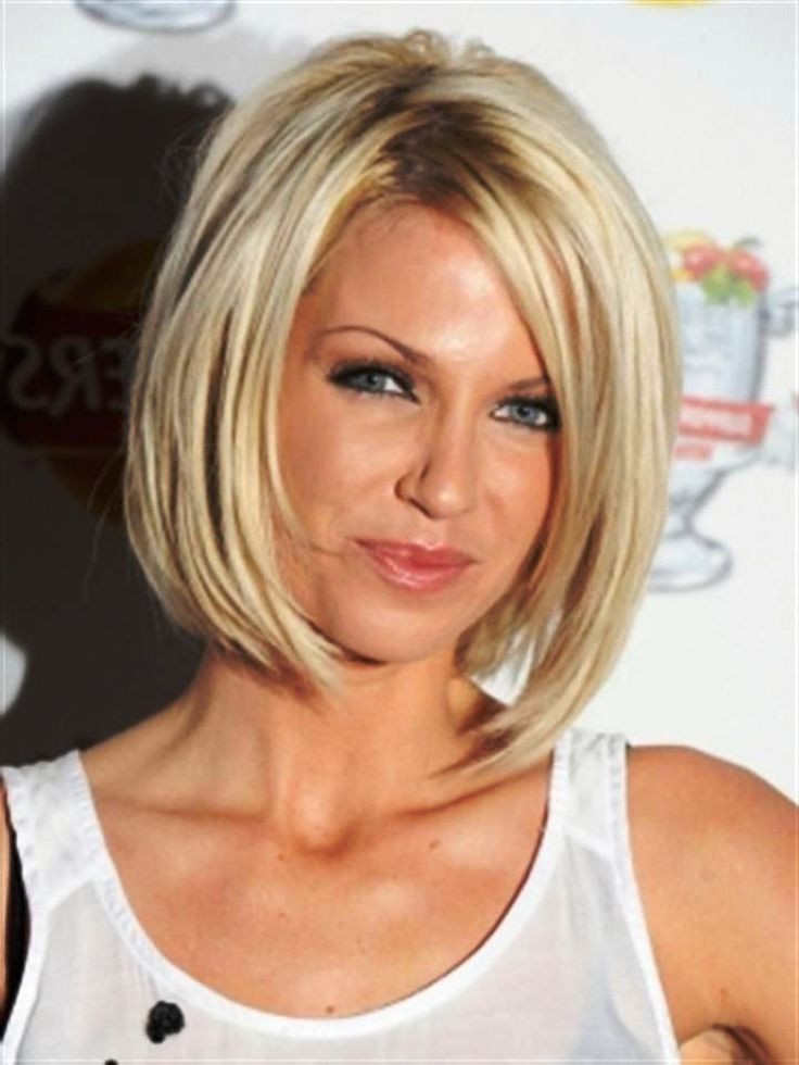Best ideas about Slanted Bob Hair Cut . Save or Pin hairstyles for women over 50 with thick hair Now.