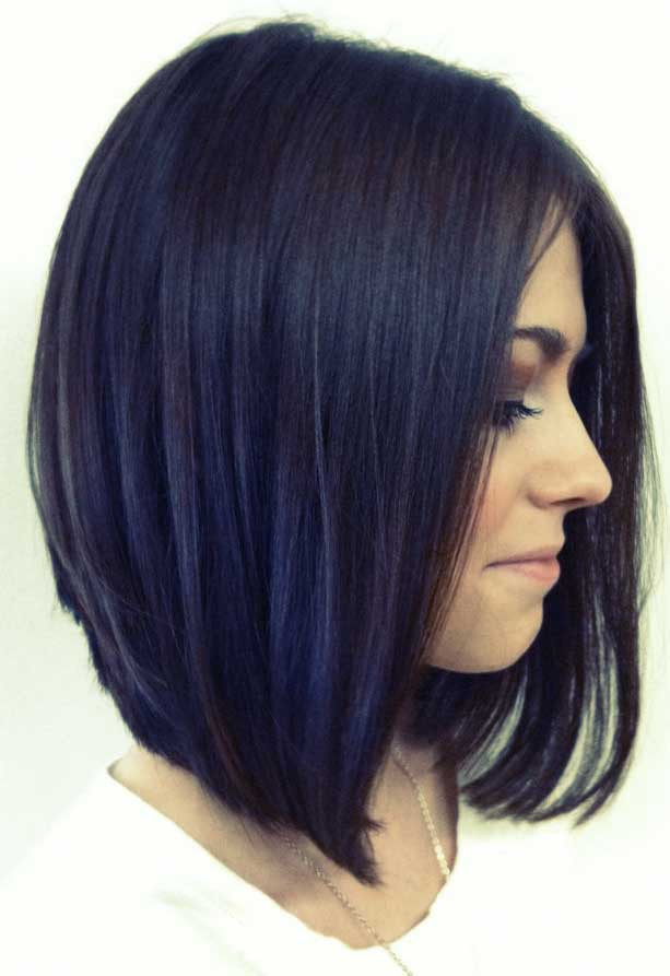 Best ideas about Slanted Bob Hair Cut . Save or Pin 15 Angled Bob Hairstyles Now.