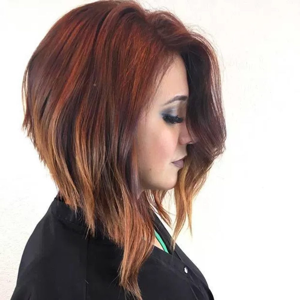 Best ideas about Slanted Bob Hair Cut . Save or Pin 24 Angled Bob Hairstyles Trending Right Right Now for 2018 Now.