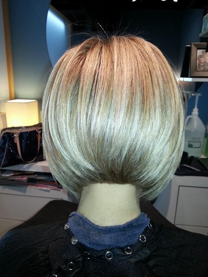 Best ideas about Slanted Bob Hair Cut . Save or Pin Angled Bob haircut Haircuts Pinterest Now.