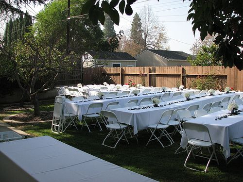 Best ideas about Small Backyard Wedding . Save or Pin Best 25 Small Backyard Weddings ideas on Pinterest Now.