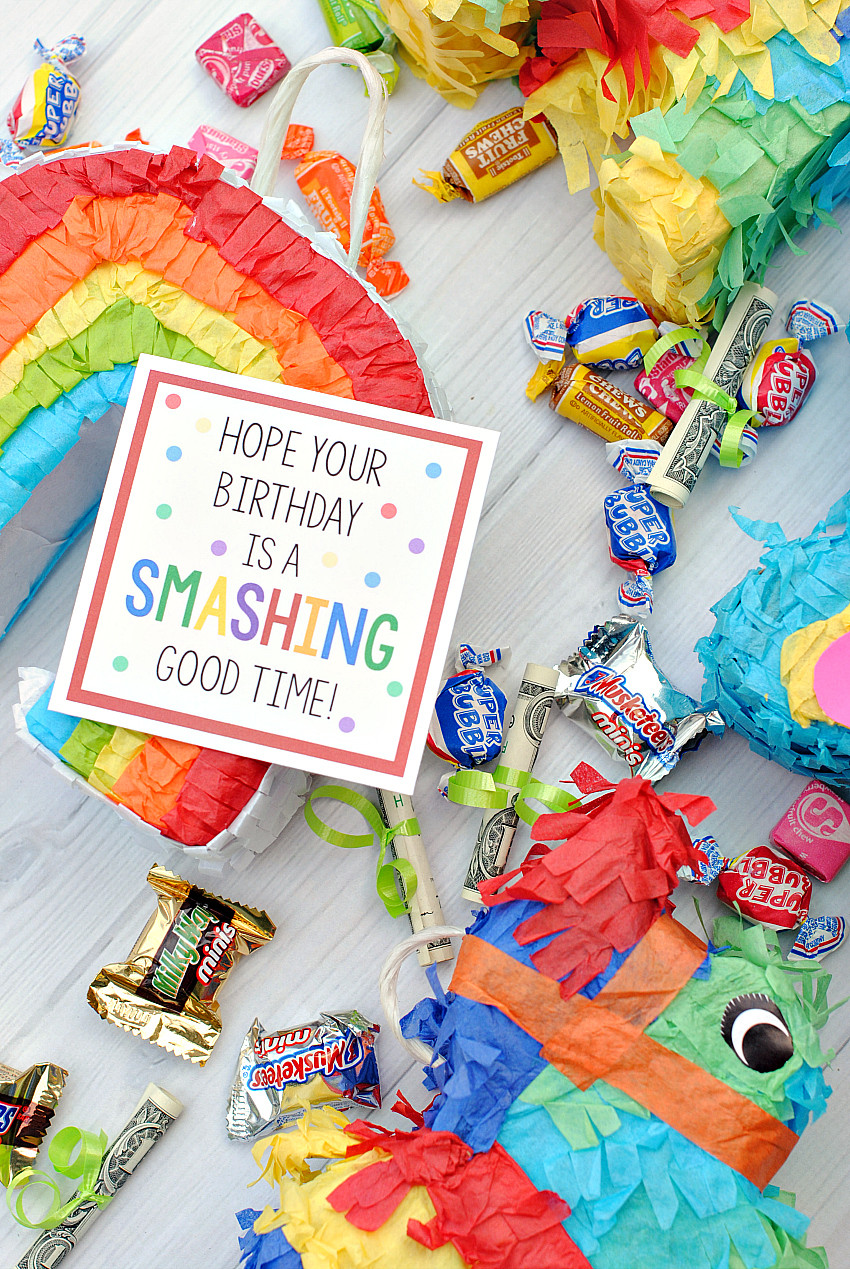 Best ideas about Small Birthday Gift Ideas . Save or Pin 25 Fun Birthday Gifts Ideas for Friends Crazy Little Now.