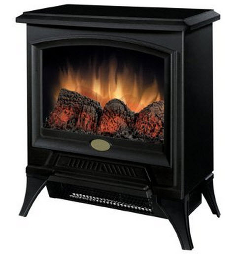 """Best ideas about Small Electric Fireplace . Save or Pin 17 3"""" Dimplex Small Electric Fireplace Stove Now."""