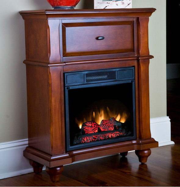 Best ideas about Small Electric Fireplace . Save or Pin Popular Interior Top of Mini Electric Fireplace Heater Now.